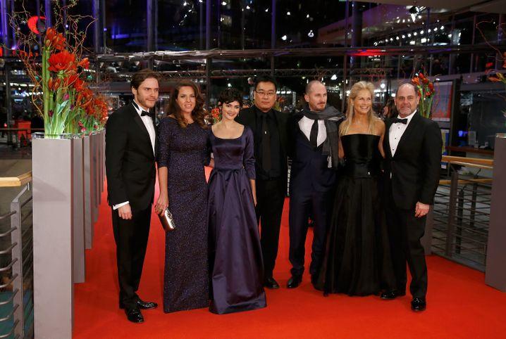Filmprominenz auf der Berlinale: Wenn Sie in Ihrer Branche ganz oben mitspielen wollen, müssen Sie die Entscheider kennen