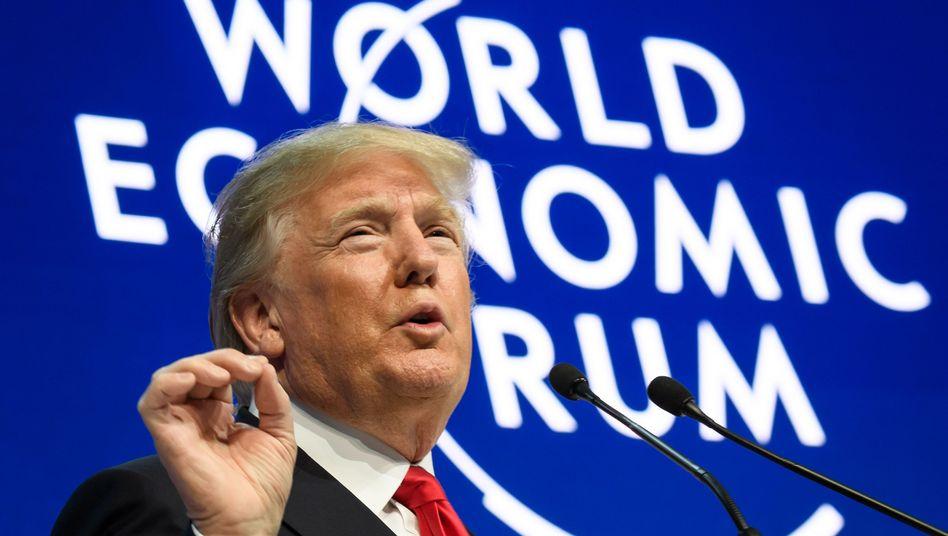 Donald Trump: US-Administration regiert kopflos und widersprüchlich