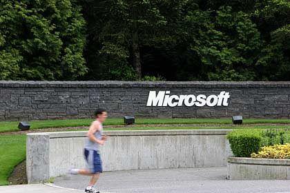 Das Ende von Windows?:Microsoft-Konzern