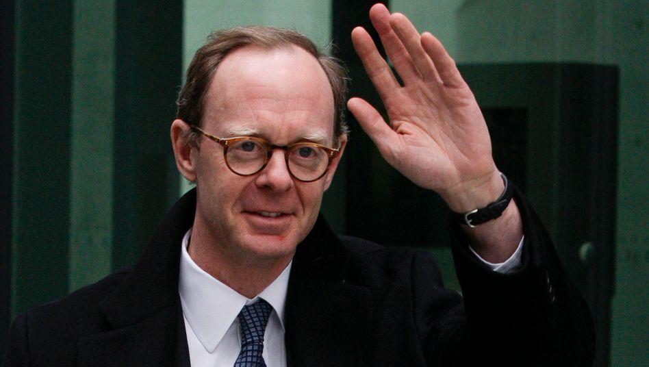 Hello again: US-Investor J. Christopher Flowers investierte hierzulande schon in die HRE sowie in die HSH Nordbank - und jetzt in geschlossene Policenfonds