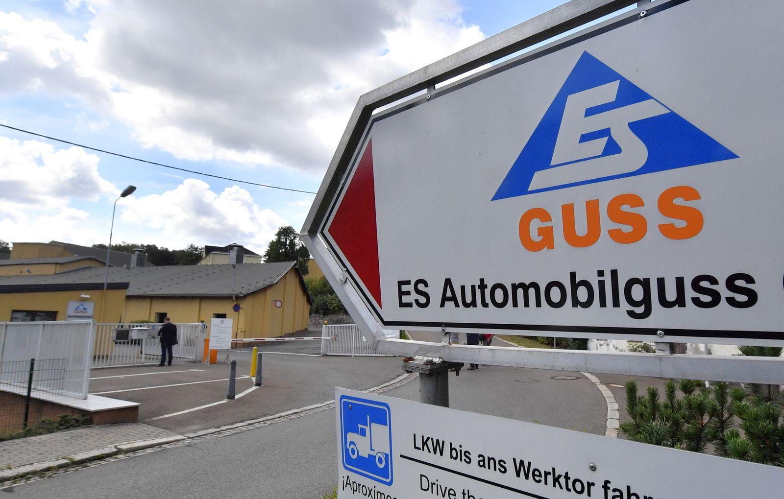 Gerichtsverhandlung zwischen VW und Zuliefergruppe Prevent