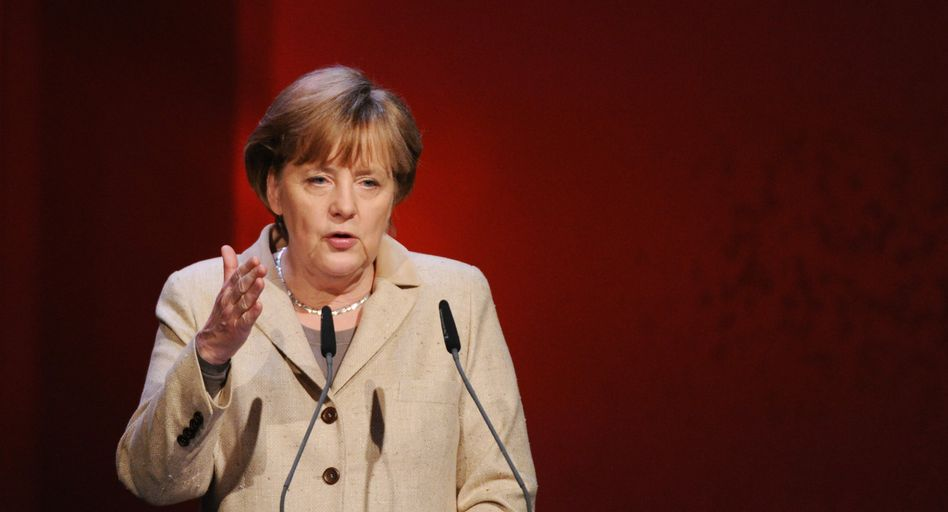 """Bundeskanzlerin Merkel bei der Eröffnung der Hannover Messe: """"Mit Fukushima hat das Wort Restrisiko für die ganze Welt eine neue Bedeutung bekommen"""""""