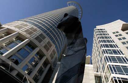 Neuzugänge im Vorstand: DZ-Bank-Zentrale in Frankfurt