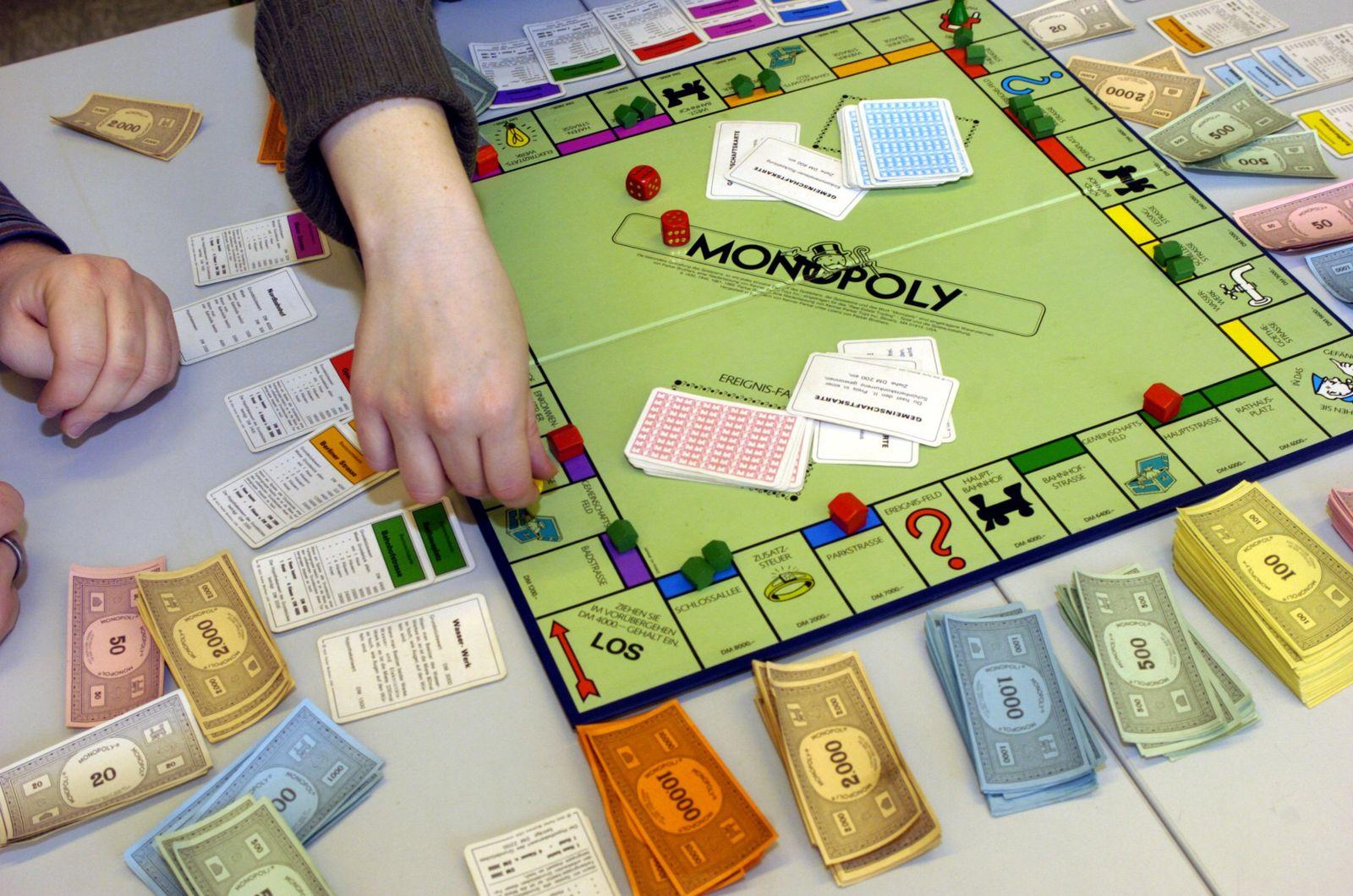 """Gesellschaftsspiel """"Monopoly"""""""