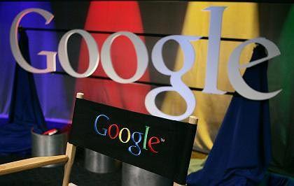Internetgigant: Die Google-Aktie kletterte auf mehr als 600 Euro