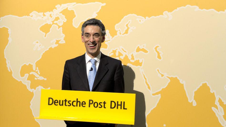 Post-Chef Frank Appel: Wirtschaft und Deutsche Post mit mehr Schwung