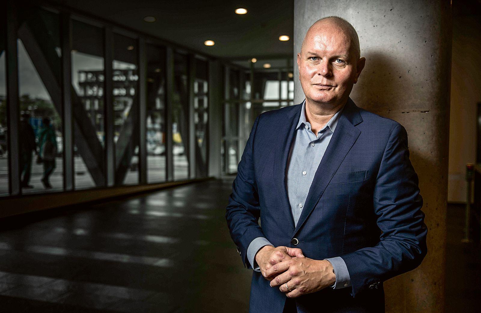 Olaf Koch im FFM