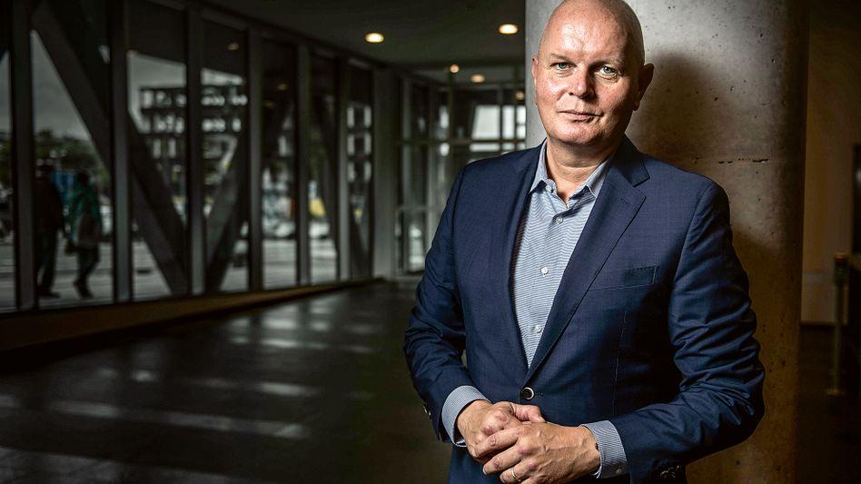 Schicksals-Deal: Für Olaf Koch hängt viel am Verkauf von Real.