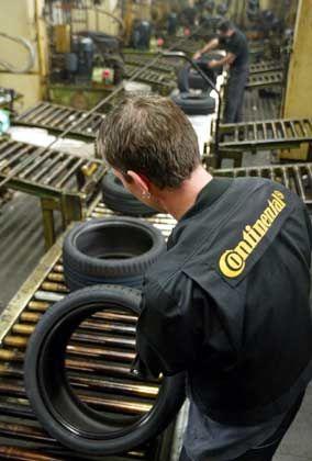 Weiter bis Ende 2007: Einigung über die Reifenproduktion in Hannover-Stöcken