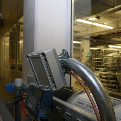 RFID bei Boehringer Ingelheim: Wo sind die Behälter - und in welchem Zustand sind sie?