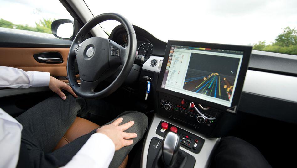 """Autonomes Fahren nach Karten: Bosch ist laut einem Bericht """"sehr daran interessiert, maßgeblich an einem offenen Standard beteiligt zu sein"""""""