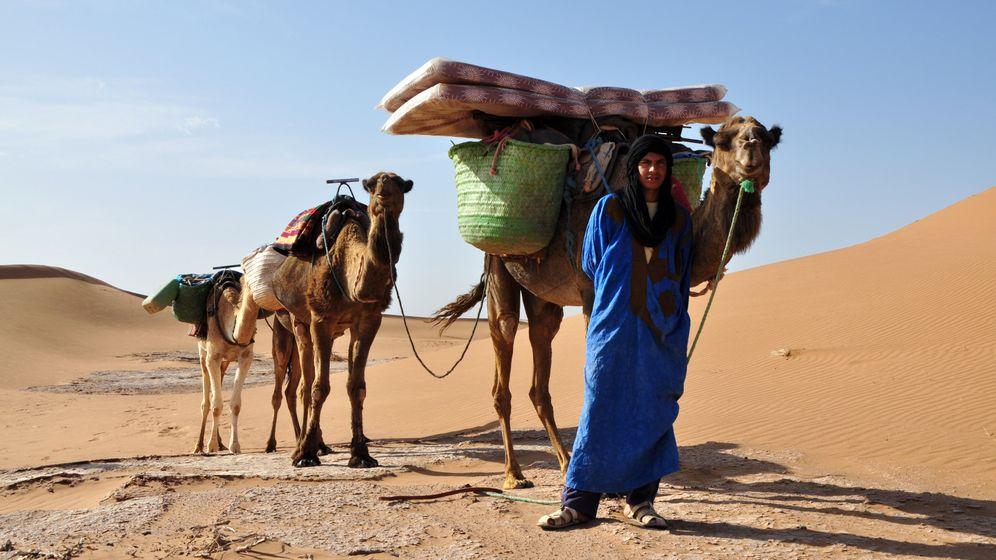 Marokko: Sahara-Kreuzfahrt auf dem Wüstenschiff