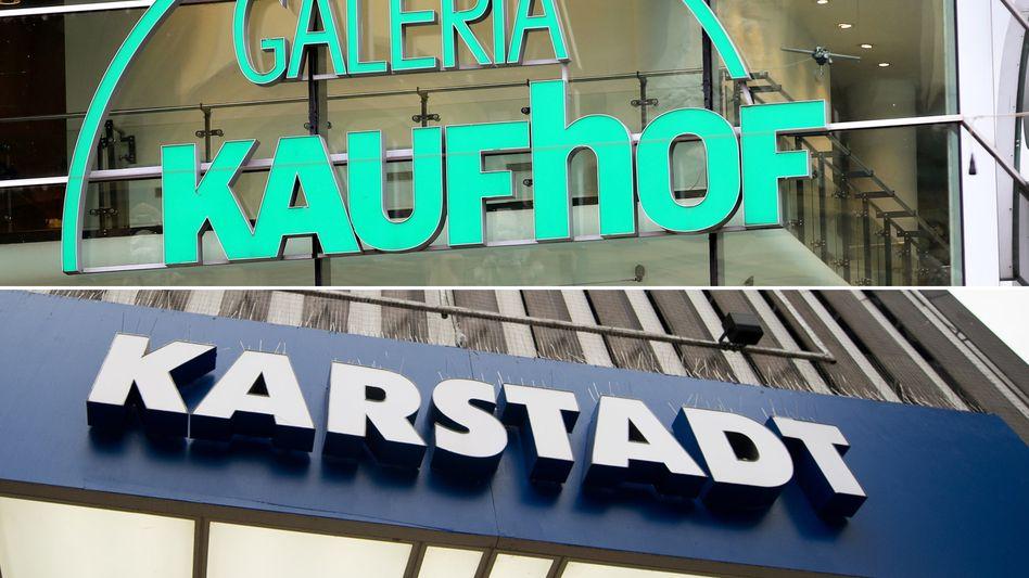 """""""Die Beschäftigen lassen sich nicht einfach die Pistole auf die Brust setzen"""": Verdi lässt im Streit mit den Eigentümern des neuen Kaufhaus-Riesen Galeria Karstadt Kaufhof die Muskeln spielen"""