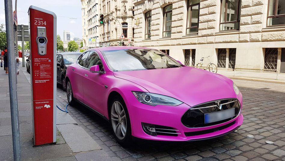 Elektroauto-Prämie ohne Wirkung: Tesla-Fahrer bekommen keinen Zuschuss