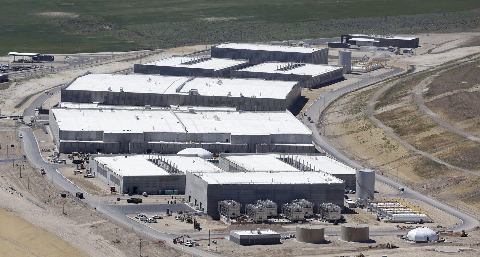 NSA/ Utah DATA Center