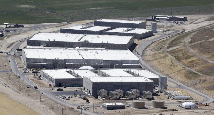 NSA-Datenzentrum in Utah: Für Thiel ein Beleg für den aufgeblähten Staat - mit weniger Mitteln ließe sich viel mehr erreichen