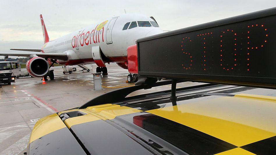 Air-Berlin-Sachverwalter erhält 22 Millionen Euro