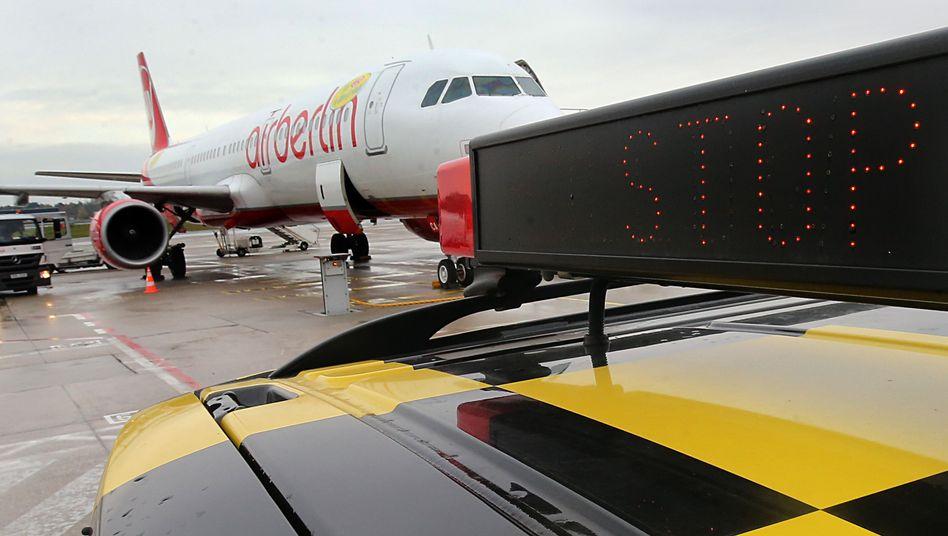 Air Berlin hat mittlerweile das Bundesdarlehen fast komplett zurückgezahlt.