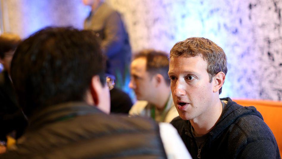 Kitsch und Geschmacklosigkeit: Facebook-Chef nutzte die Geburt seiner Tochter für PR-Zwecke