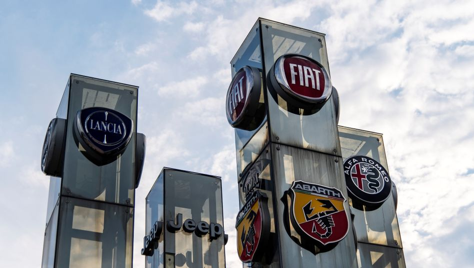 Fiat-Marken: Weniger Cash für die FCA-Aktionäre, mehr für das zukünftige Unternehmen