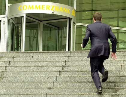 Zündet die Kaufidee? Die Commerzbank will sich die BHF-Bank einverleiben