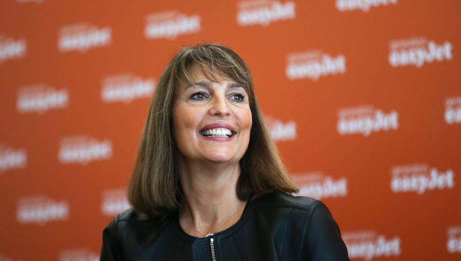 Wechselt den Arbeitgeber: Easyjet-Chefin Carolyn McCall geht zum Fernsehen