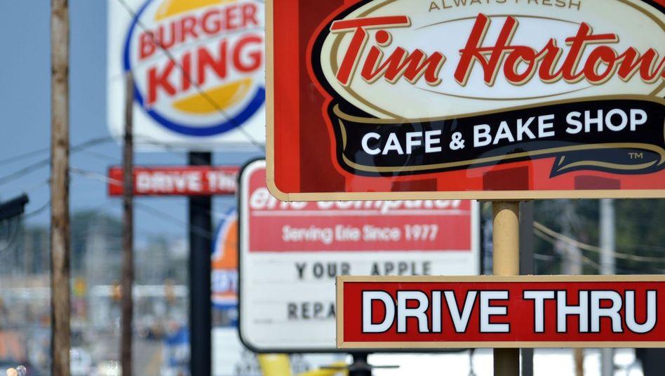 Erregt Anstoß: Die steuersparende Burger-Donut-Fusion