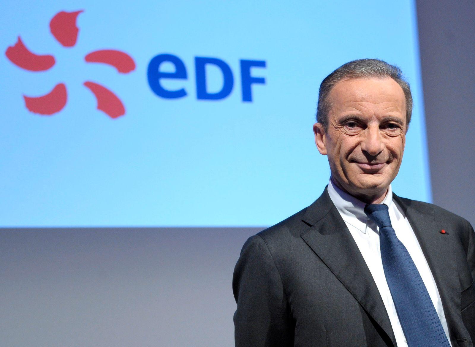 EDF-Chef Henri Proglio / Energie