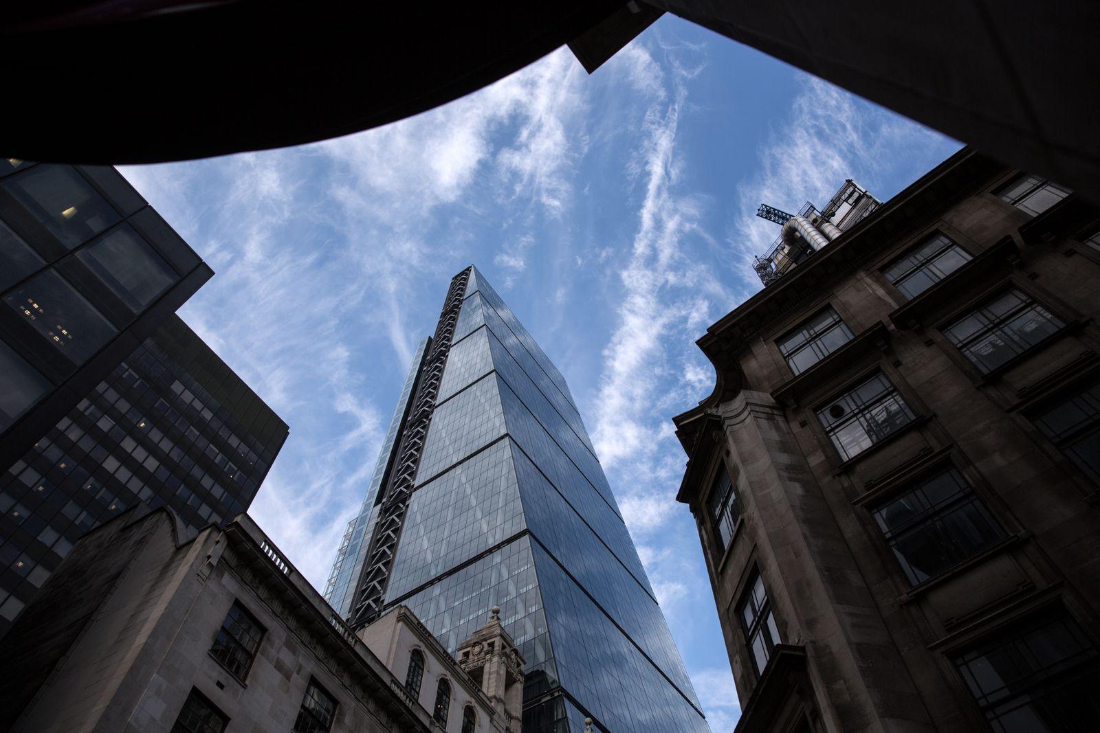 The Cheesegrater / London / Hochhaus