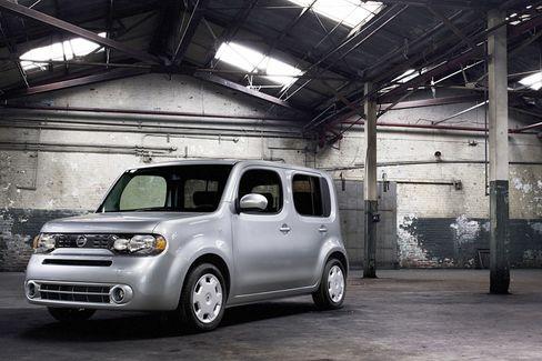 Nissan Cube: Soll auch mit Elektroantrieb verkauft werden