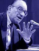 Wichtiger als der Präsident: Alan Greenspan