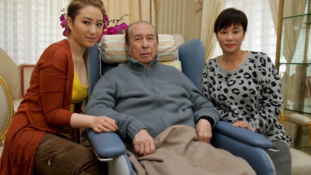Stanley Ho: Mit zehn Dollar zum Kasinomilliardär
