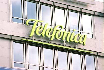 Spanischer Telekomkonzern Telefonica: Interesse an Telecom Italia?