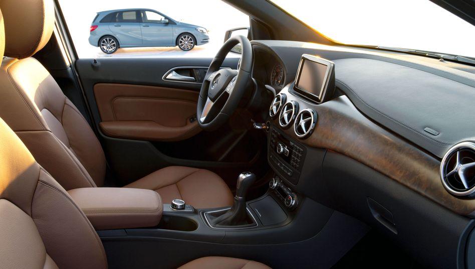Autositz von Mercedes-Benz: Prevent fordert 40 Millionen Euro Schadenersatz