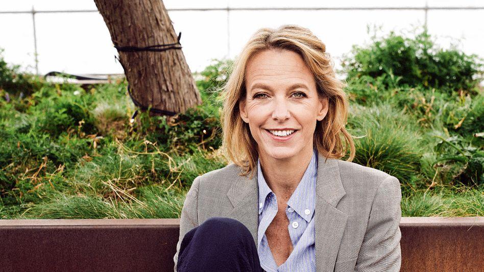 Julia Jäkel ist CEO des Medienunternehmens Gruner + Jahr.