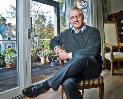 Ludolf-Georg von Wartenberg, langjähriger Hauptgeschäftsführer des Industrieverbands BDI