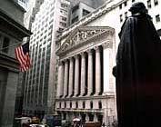 Die Wall Street steht für das, was Amerikaner lieben - ihr Land und das Geschäft