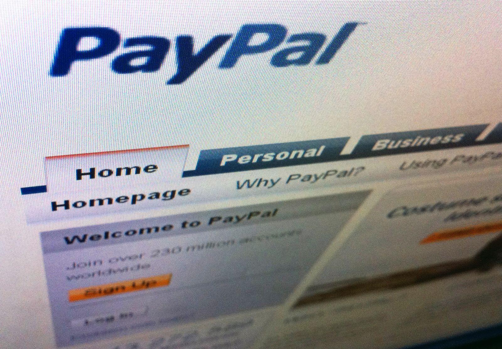 PayPal / Symboöbild