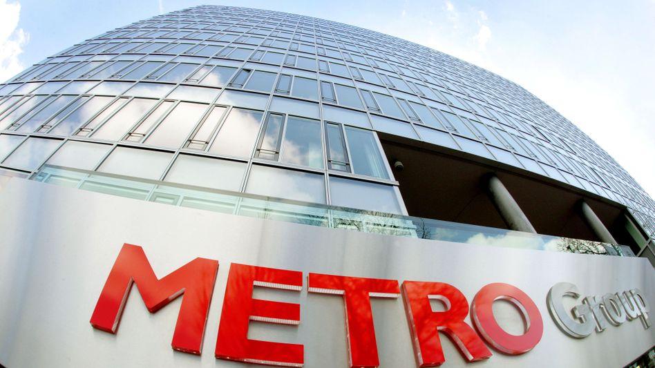 Metro-Zentrale in Düsseldorf: Der neue Personalchef kommt von Akzo Nobel