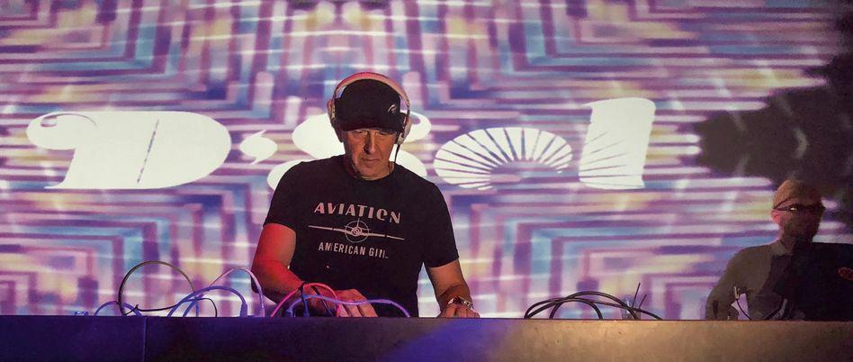 Nachtschicht: Goldman-Sachs-CEO David Solomon legt in seiner Freizeit als DJ D-Sol in Klubs auf