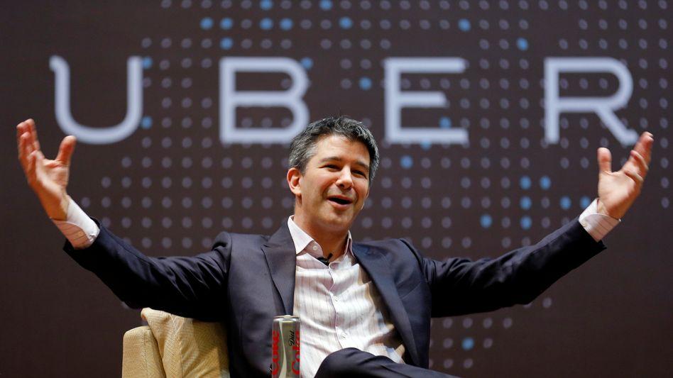Künftig Investor: Travis Kalanick