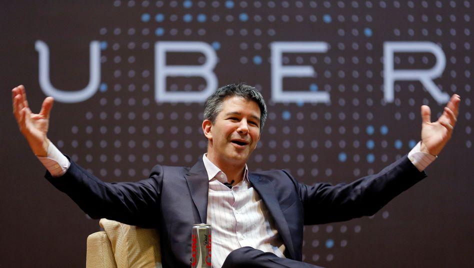 Die erneuten Vorwürfe fallen in die Amtszeit von Uber-Gründer Travis Kalanick