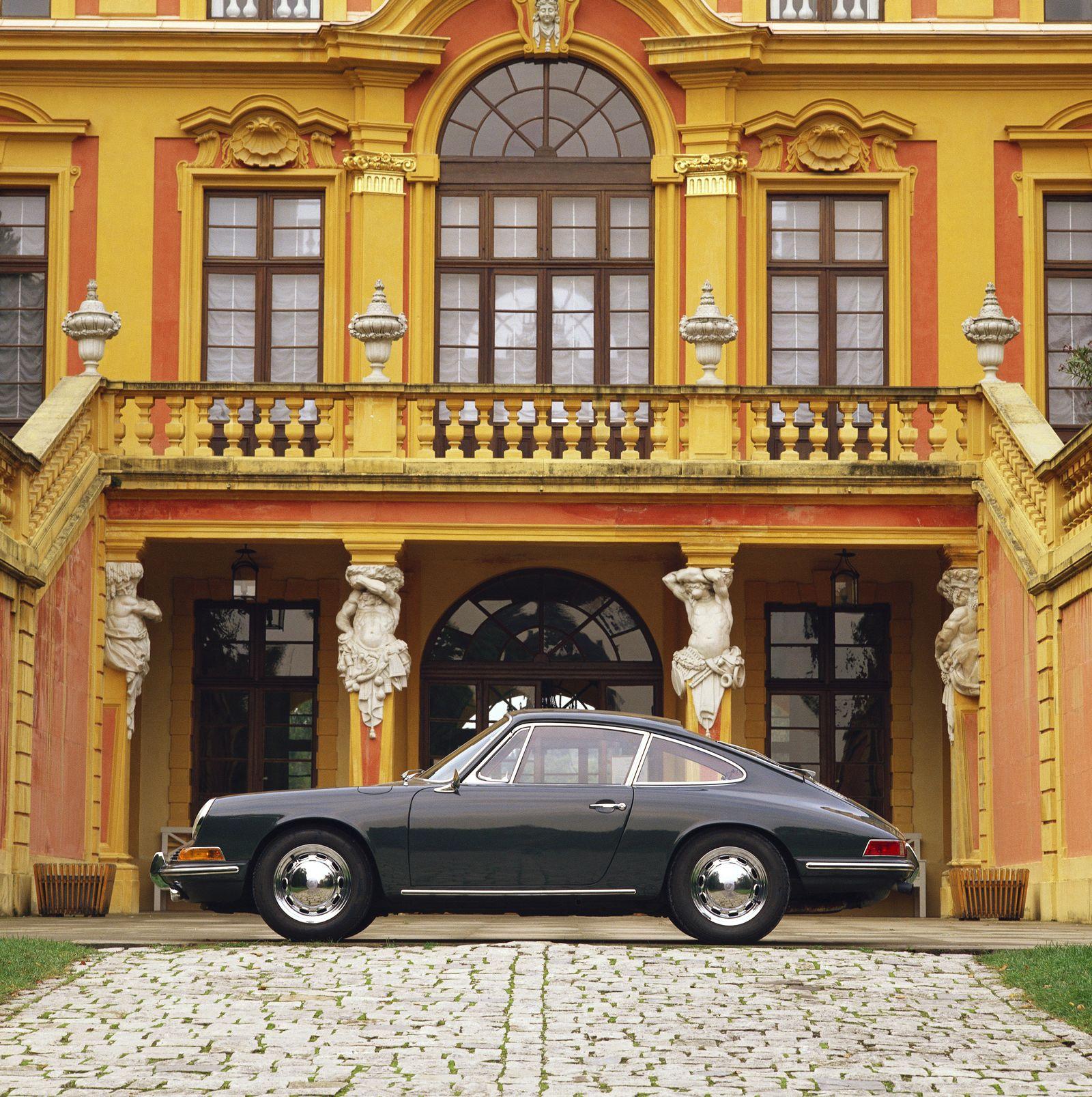 NICHT MEHR VERWENDEN! - Schloss / Luxus / Porsche