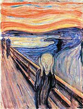 """Wenn die Angst regiert: Edvard Munchs Gemälde """"Der Schrei"""""""