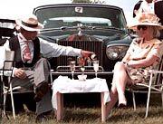 Die kaufkräftigsten Senioren leben im Hochtaunuskreis: Picknick der Reichen