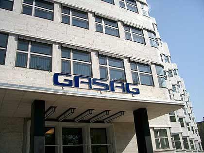 Beherbergt eine Galerie: Das historische Hauptgebäude der Gasag in Berlin