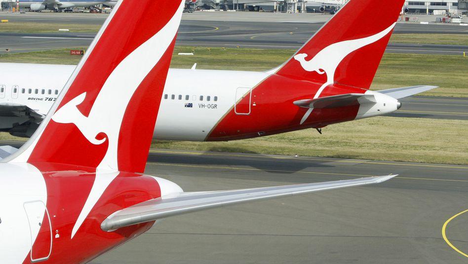 Australiens Fluggesellschaft Qantas will geimpfte Reisende belohnen und so die Impfquote im eigenen Land deutlich anheben