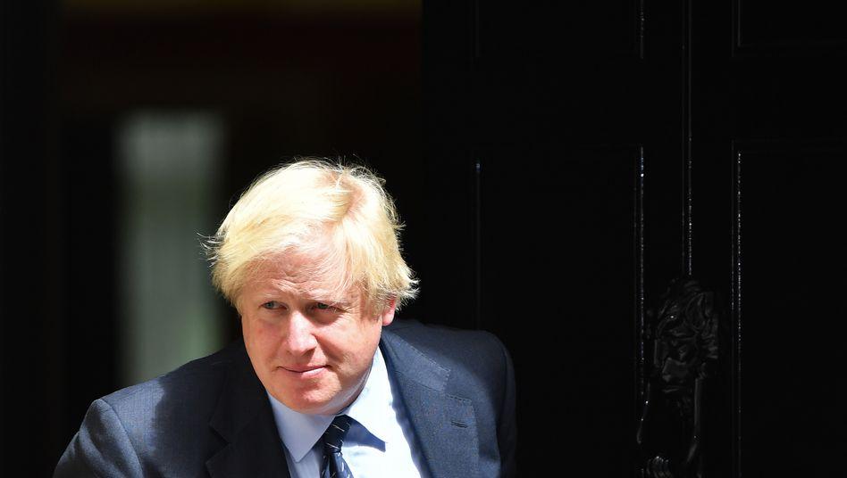 Britischer Premier und Trump-Buddy: Boris Johnson.