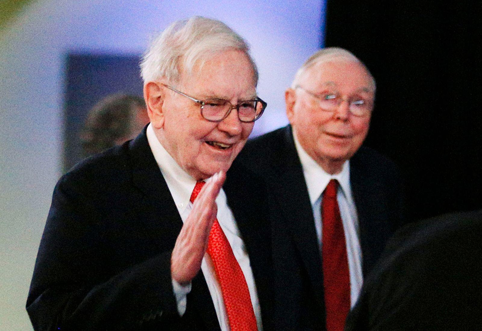 Warren Buffett / Charlie Munger
