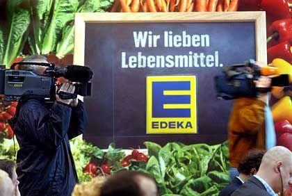 Fuß in der Tür: Durch den Edeka-Deal will SAP weitere Handelsfirmen für sich gewinnen